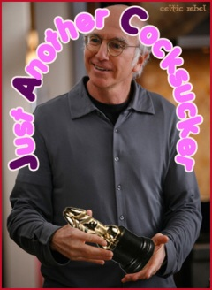 larry david cocksucker award