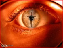 eye of christ
