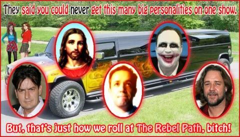 Jesus Jones Sheen Rebel Crowe