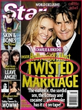 sheen's twisted marriage