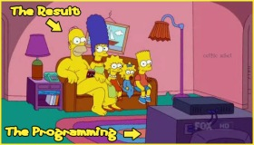 simpsons programming and its results