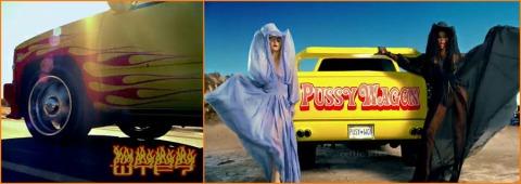 hot pussy wagon