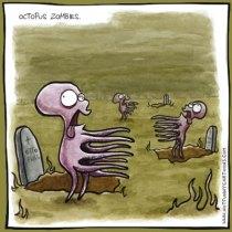 octopus zombies