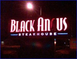 black anus