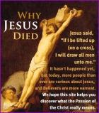 why jesus died