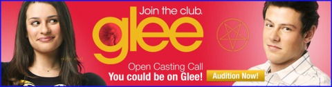 glee anus auditions