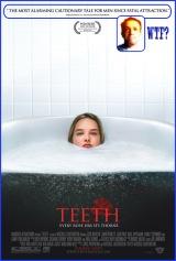 teeth in the tub