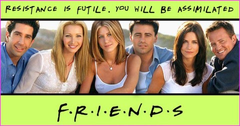 borg friends