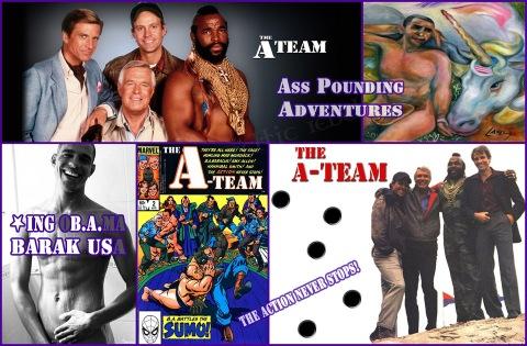 the ass team