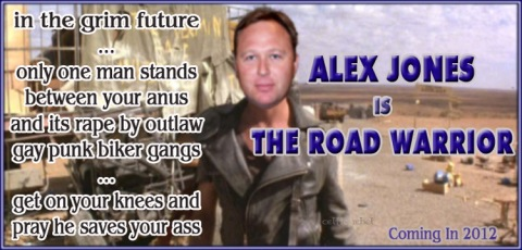 alex jones road warrior