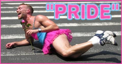 no pride at all