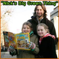 big green thing