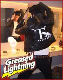 ass lightning