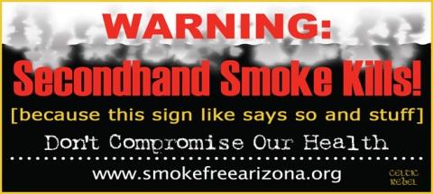 second hand smoke kills