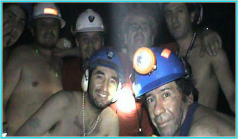 chilean miner party