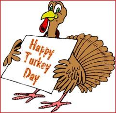 unhappy turkey