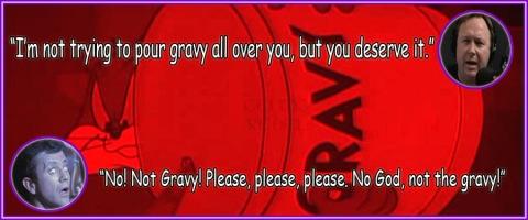 not the gravy