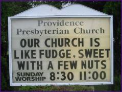 church fudge