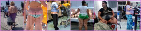 american women are fat and disgusting