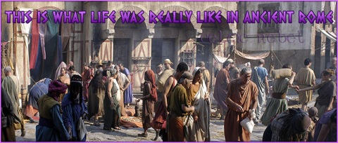 hbo ancient rome depiction of life