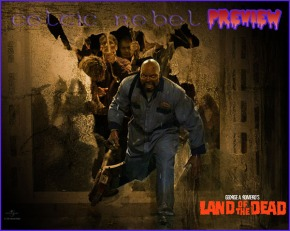 land of the dead zombie preview