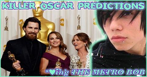 Metro Bob Predicts 2011 Oscars