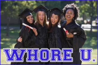 whore university