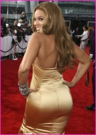 beyonce's golden ass