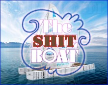 the shit boat