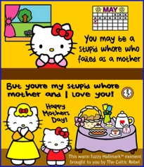 whore mother day