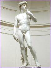 david naked boy