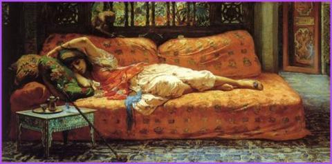 a lovely siesta