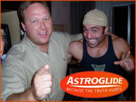 astroglide pineal lubrican