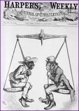 black irish slaves