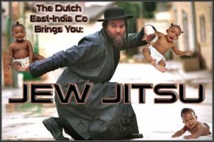 black baby jew jitsu