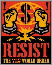 resist jew nwo