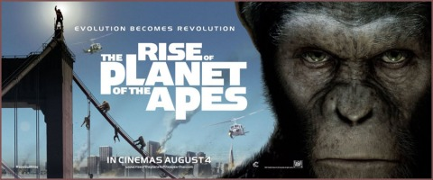 Rise of the Planet of the Apes Promo