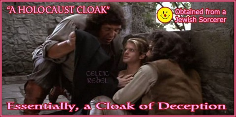 the holocaust cloak