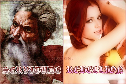 Jehovah and Lucifer