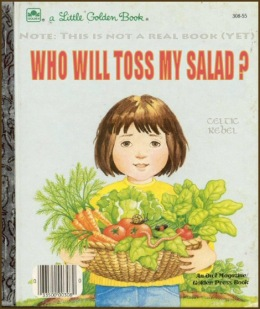 toss my salad