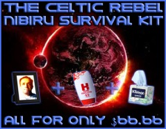Celtic Rebel's Nibiru Survival Kit