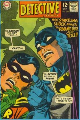 batman robin terrified