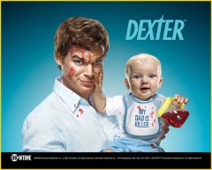 dexter and his boy
