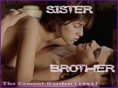 semenT garden incest