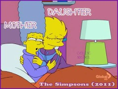 simpsons incest