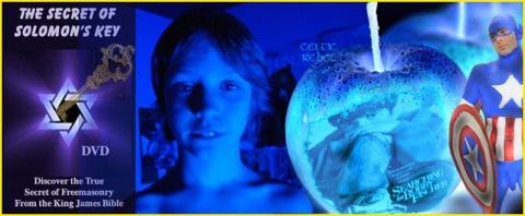 solomon's key is the blue boy