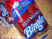 red velvet bingle