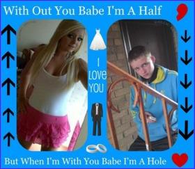 a girl is a hole