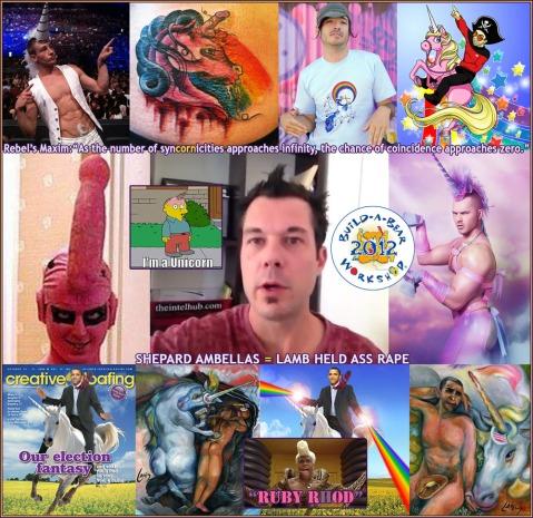 shepard ambellas intel hub gay unicorn