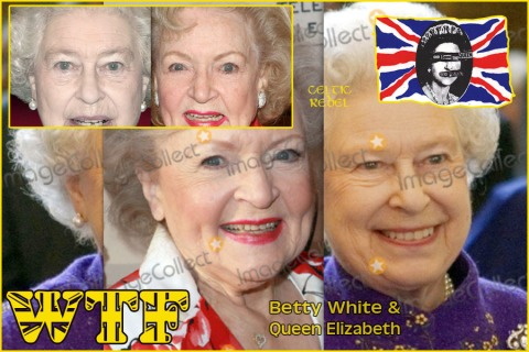 queen elizabeth betty white